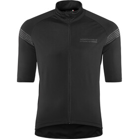 Northwave Extreme H2O Total Protection Shortsleeve Jacket Herre black